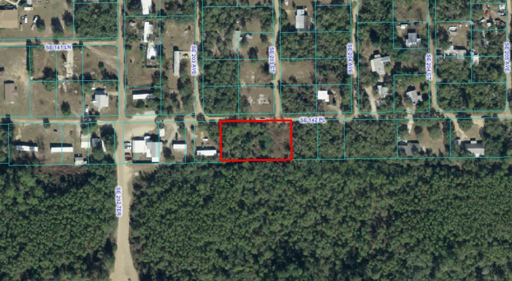land for sale cheap lot at big scrub campsites