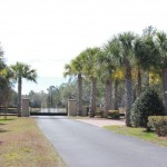 Ocala Village of HIdden Lakes Front Gate