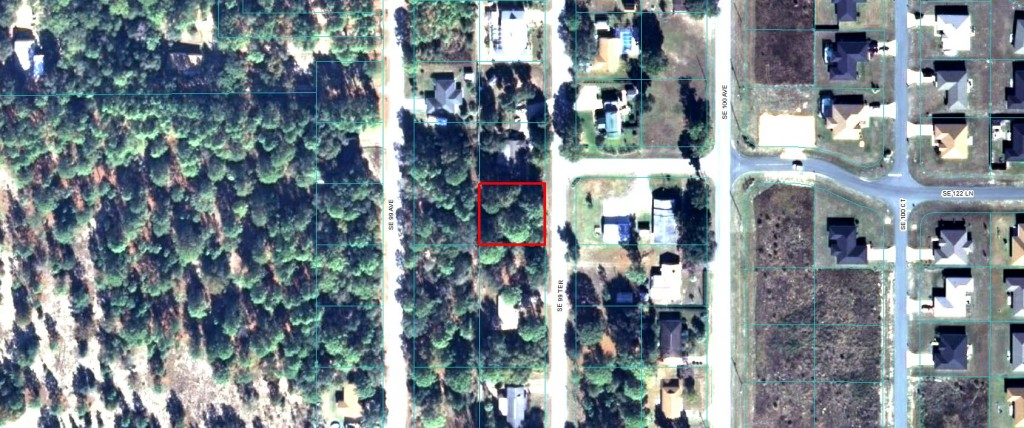 R4511-090-000 Overview Belleview,Fl Land For Sale