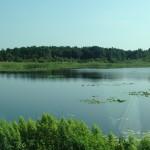 Little Lake Weir Around the corner