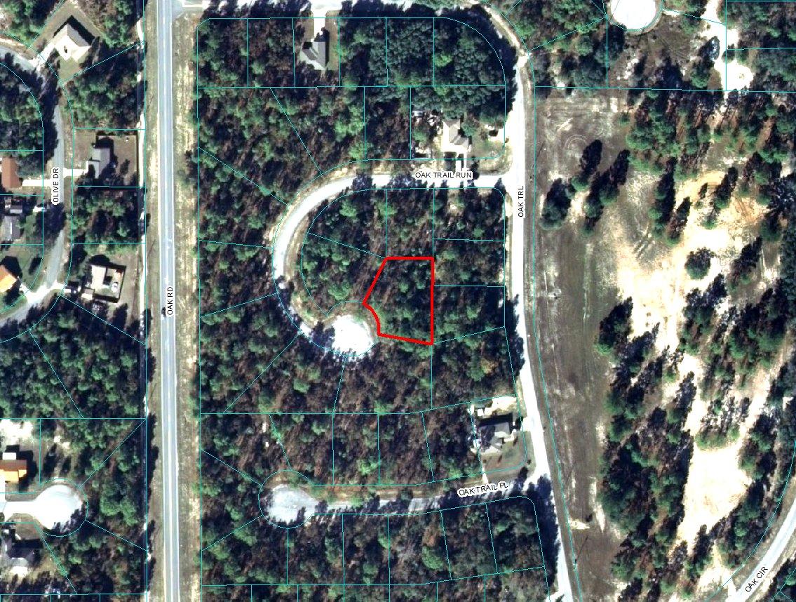 R9013-0152-17 PLot Map Overview Cheap Land