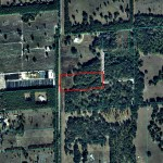 Plot Map Overview 5.84 acres in Reddick, Florida