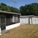 Back Yard / Porch