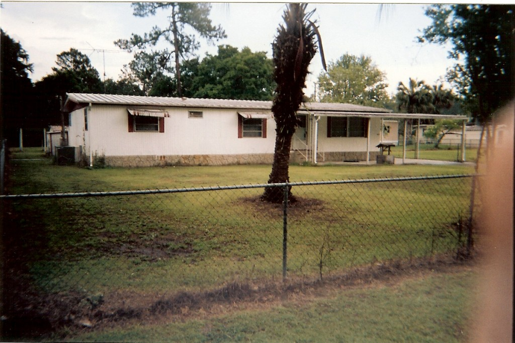 Mobiel Home For Sale Silver Springs