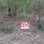Sign out front 2.54 Acres in MIN Farms