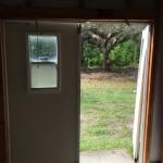 Double Doors to Workshop