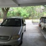 HUGE Carport 2 PLUS Cars