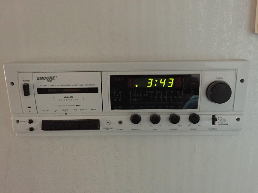 Surround Sound Radio System in Mobile