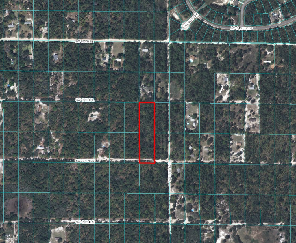 Florida Highlands 2.5 Acres