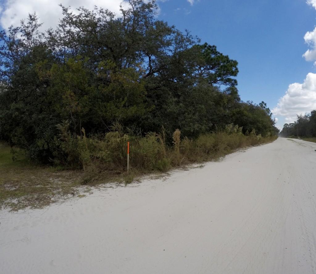 Florida highlands Lot