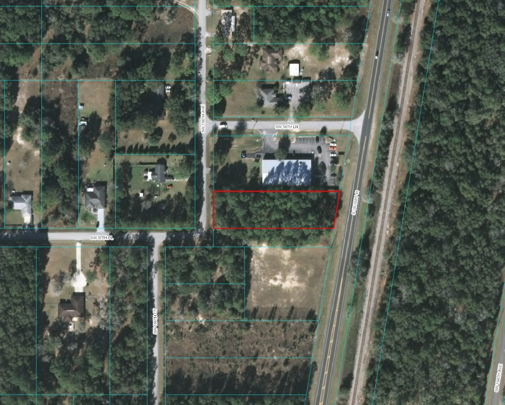 0.75 Acres of Commercial land Dunnellon, Fl