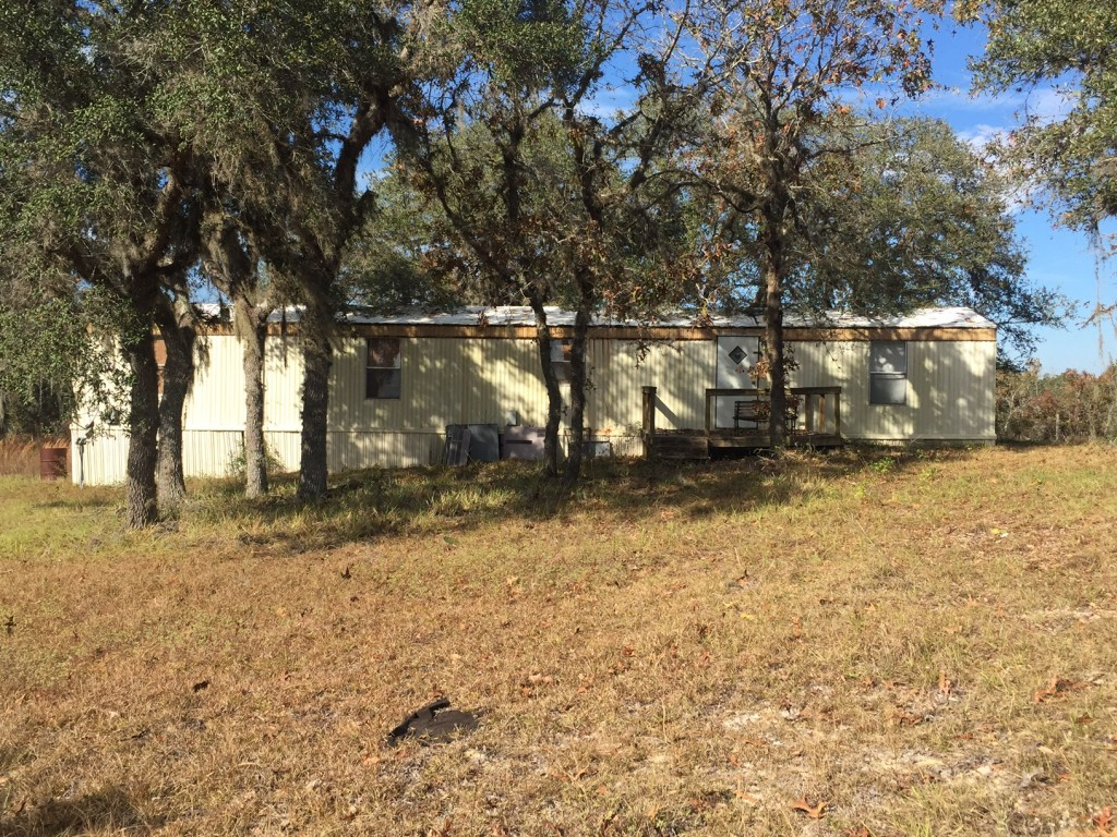 View of Mobile Home