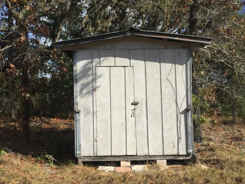 2 of 2 sheds