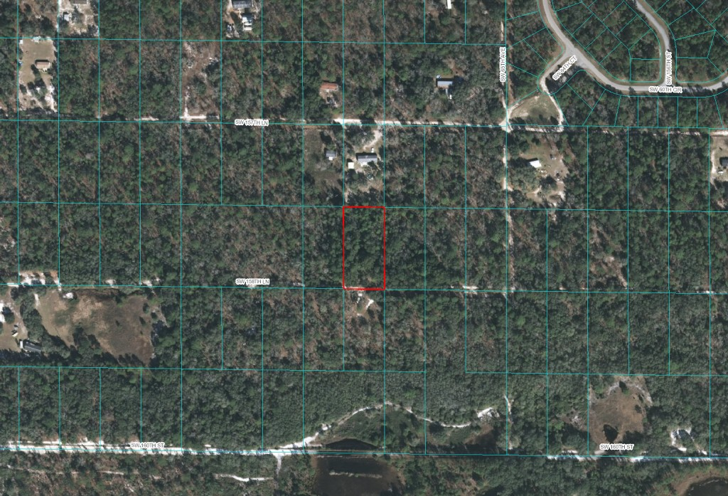 Acres On Sw 158th Ln Dunnellon Fl Florida Highlands