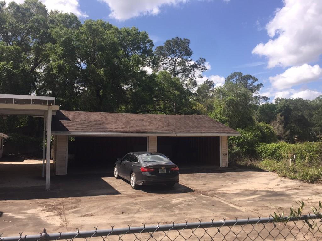 Garage Oversized