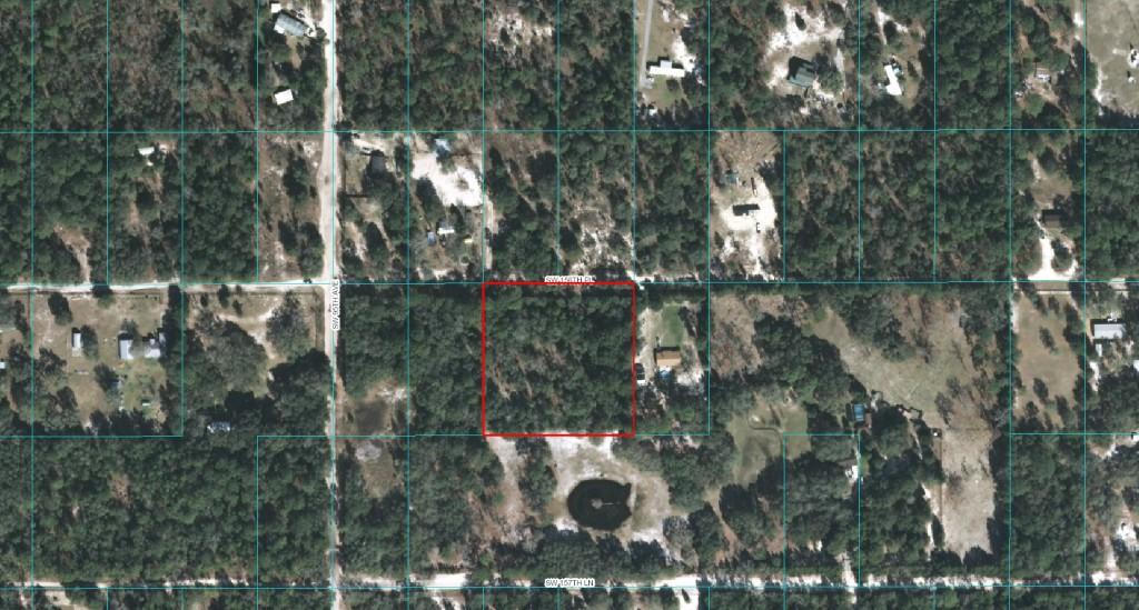 2.5 Acres in Florida Highlands