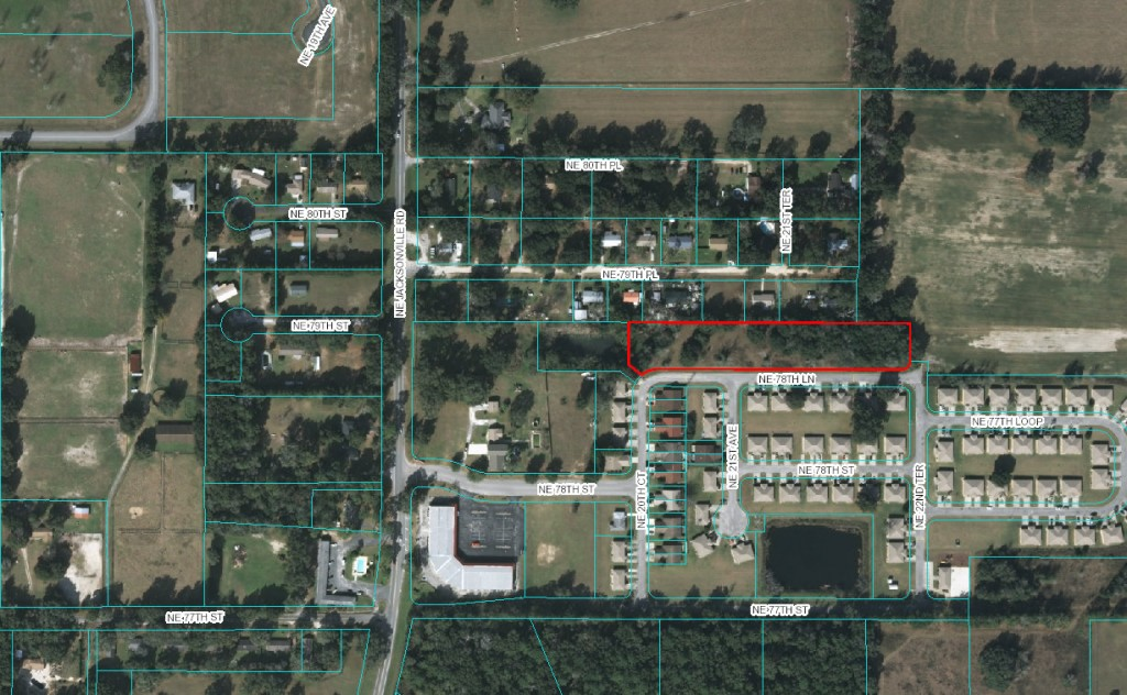 2.43 Acres Ocala, Florida