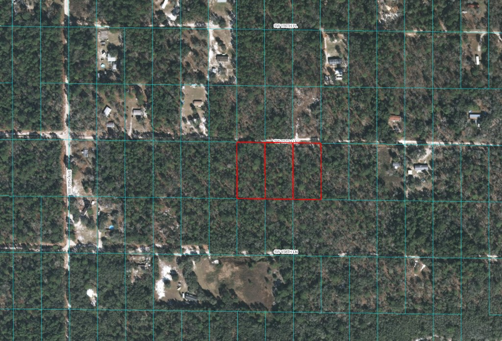 3.75 Acres Florida Highlands