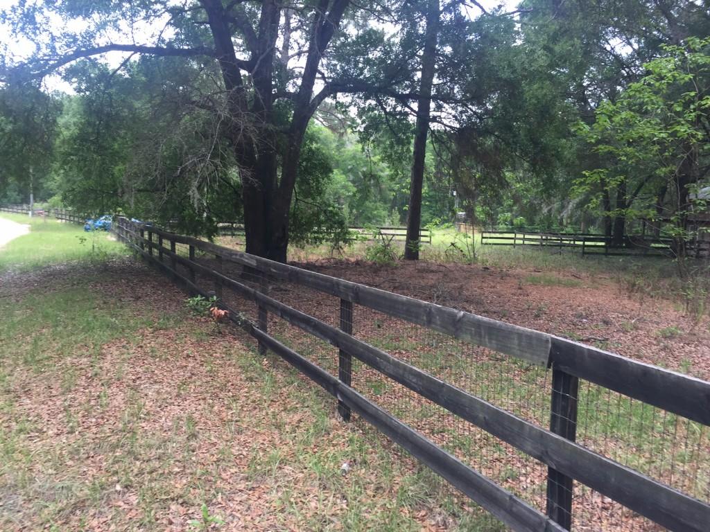 Ocala Farm Fence