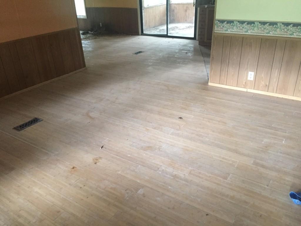 Ocala Farm Hardwood floors