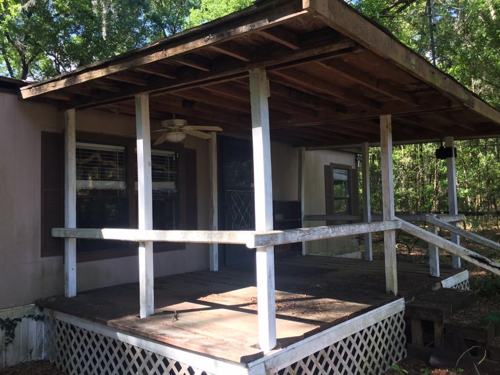 Ocala Farm House Porch